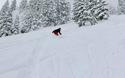 Pow Time – Sports Massage for Ski Recovery